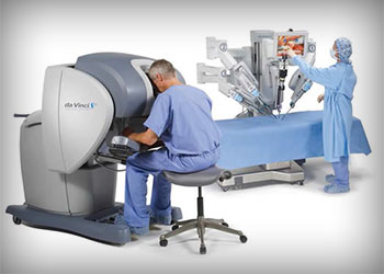 da Vinci® Robotic Prostatectomy